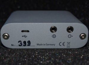 Lehmann Audio Traveller Headphone Amplifier