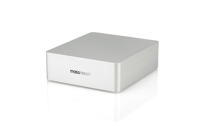 Mass Fidelity Relay Bluetooth DAC