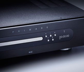 Primare Announce Universal BD32 MkII Player