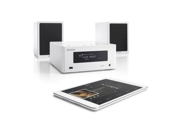Network Music Systems From Denon