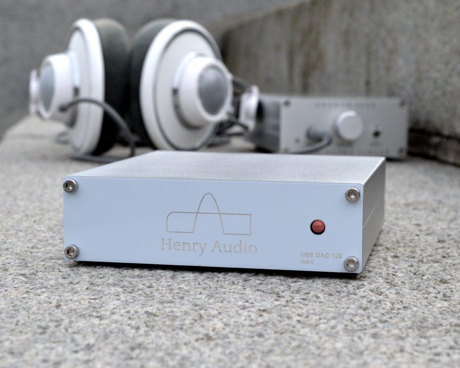 Henry Audio USB DAC 128 mkII.