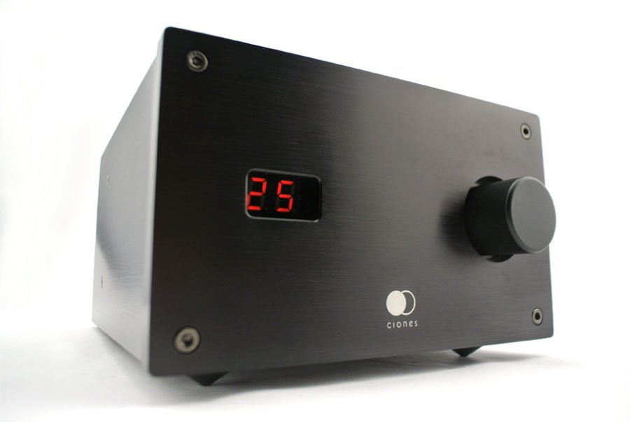 New Integrated With Remote From Clones Audio