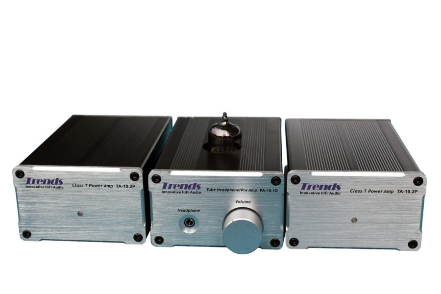 Bi Amping Solution From Trends Audio