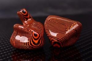 Black and Orange low