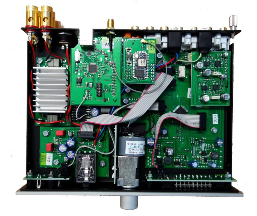 Pro Ject Maia Integrated Amplifier Hifi Pig