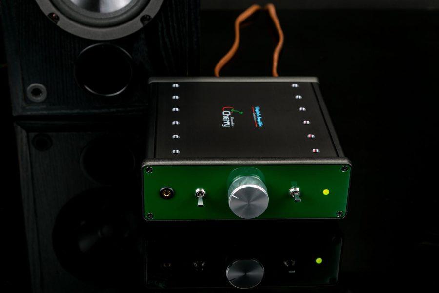MINT Maraschino Amp Hits Kickstarter Campaign