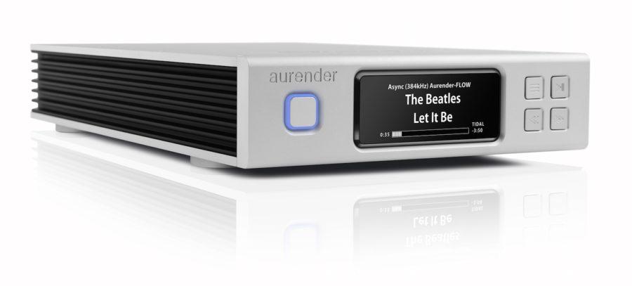 Aurender To Launch New Music Server at Munich High End