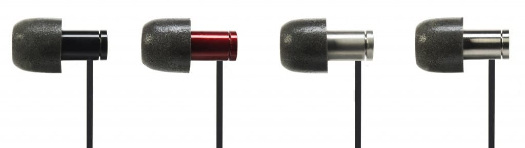 Flare Audio R2 - colours
