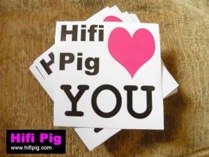 Hifi Pig Love You