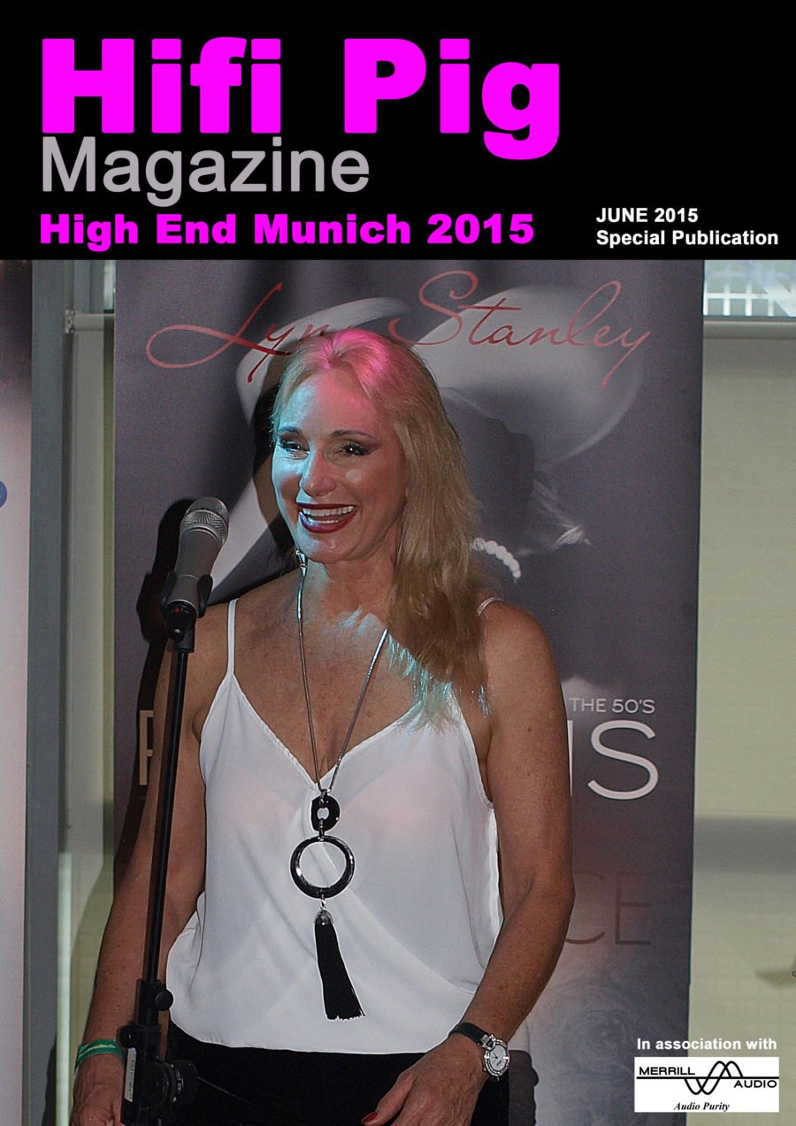 High End Munich 2015 Special Magazine