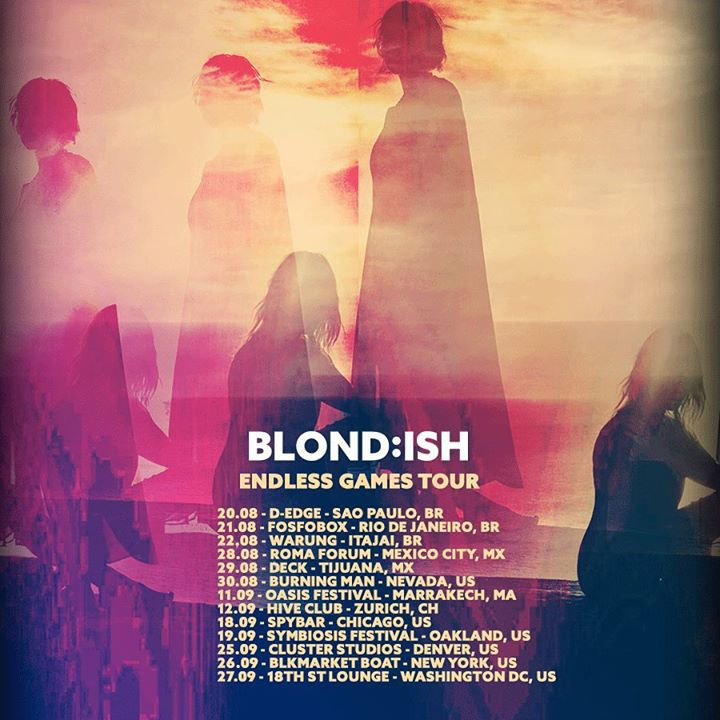 Blond:ish Announce New Album and Tour Dates