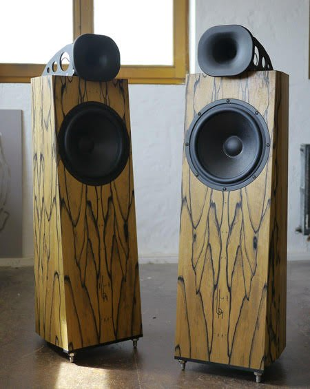 New Loudspeaker From Blumenhofer