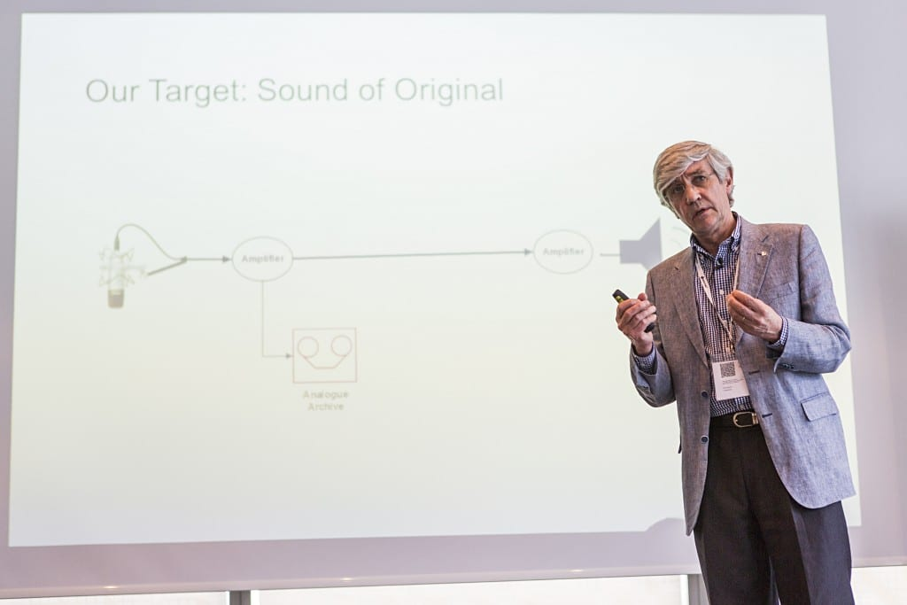 Bob Stuart and MQA at Munich 2015