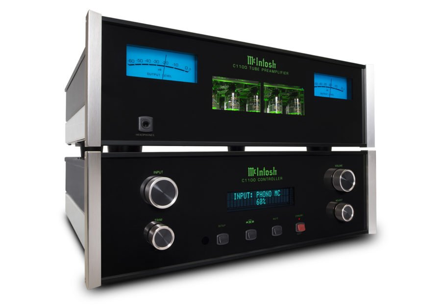 McIntosh C1100 Now In UK