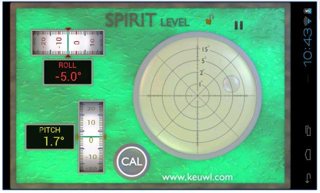 Spiritlevel1