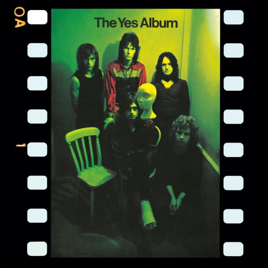 Albums: Yes - The Yes Album