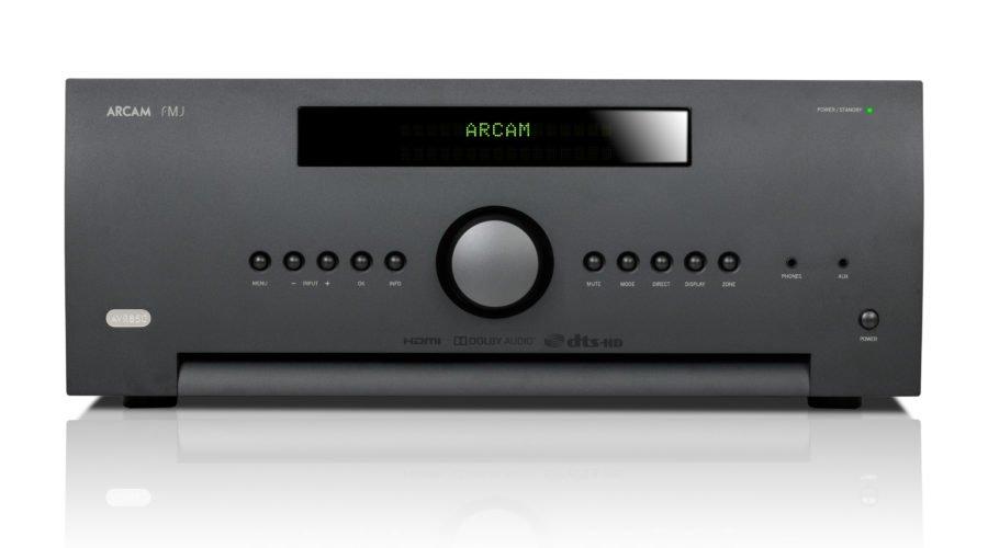 New AV Amps From Arcam