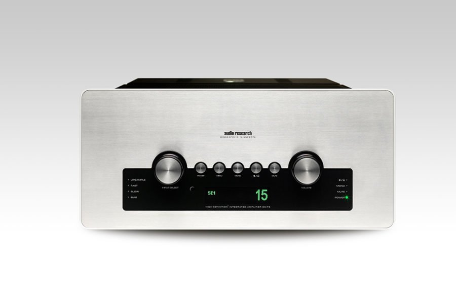 Audio Research GSi75 Integrated Amplifier Now A Reality