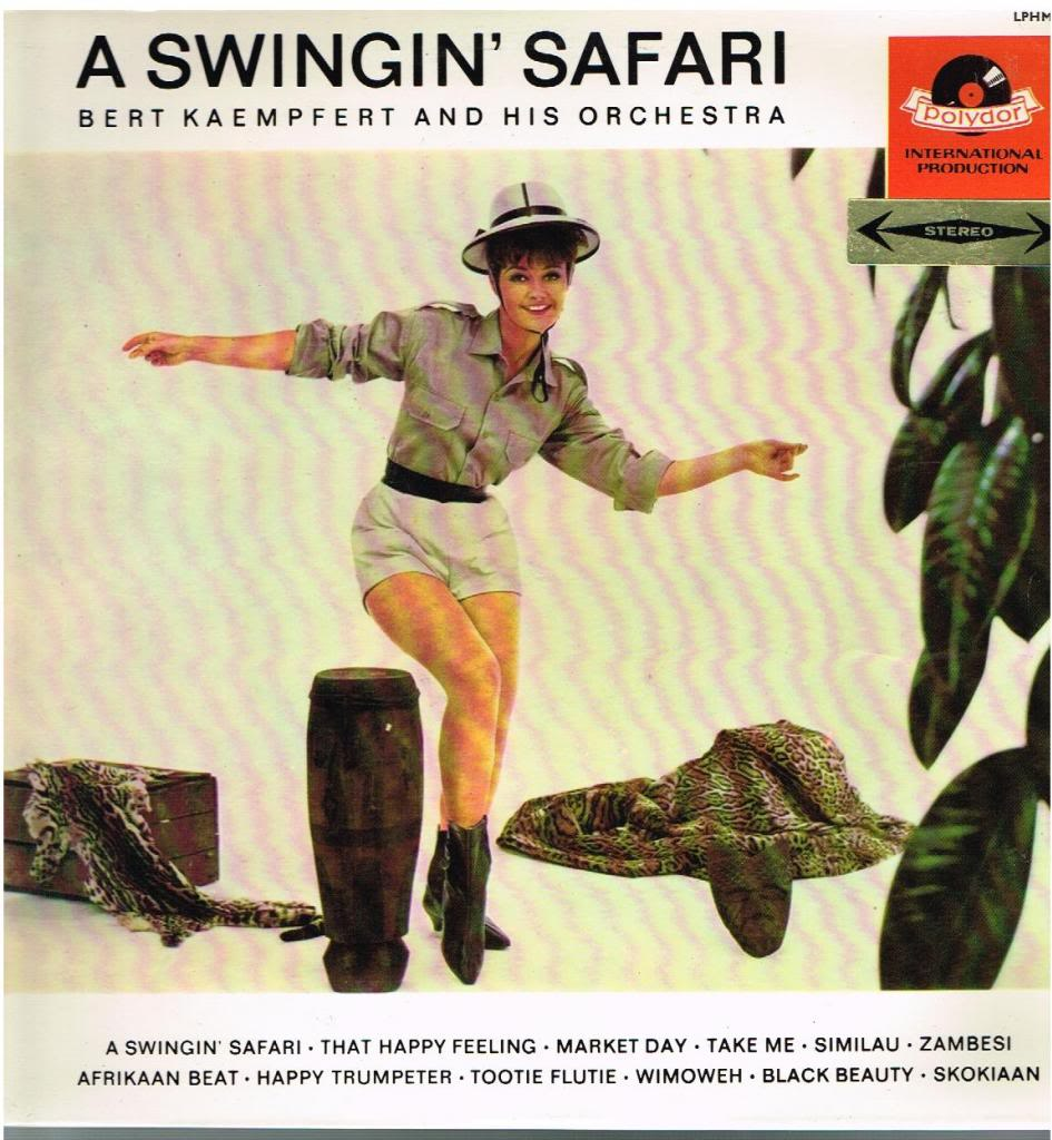 swinging safari - photo #1