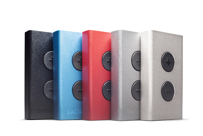 New Colours For Cambridge Audio's DACMagic XS