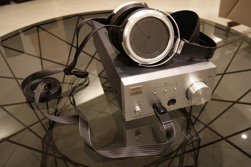 Stax SR-009 Headphones In London