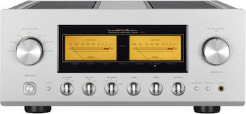 New Integrated Amp From Luxman