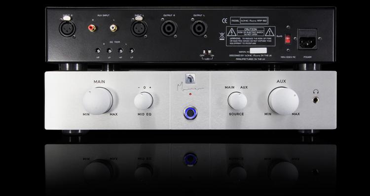 MunroSonic+EGG150+Amplifier+Control+Unit