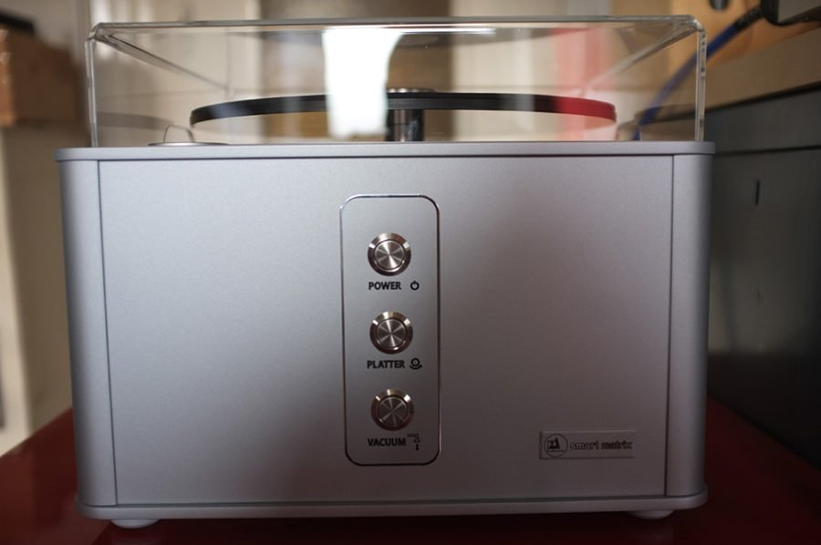 Review - Clearaudio Smart Matrix Record Cleaning Machine