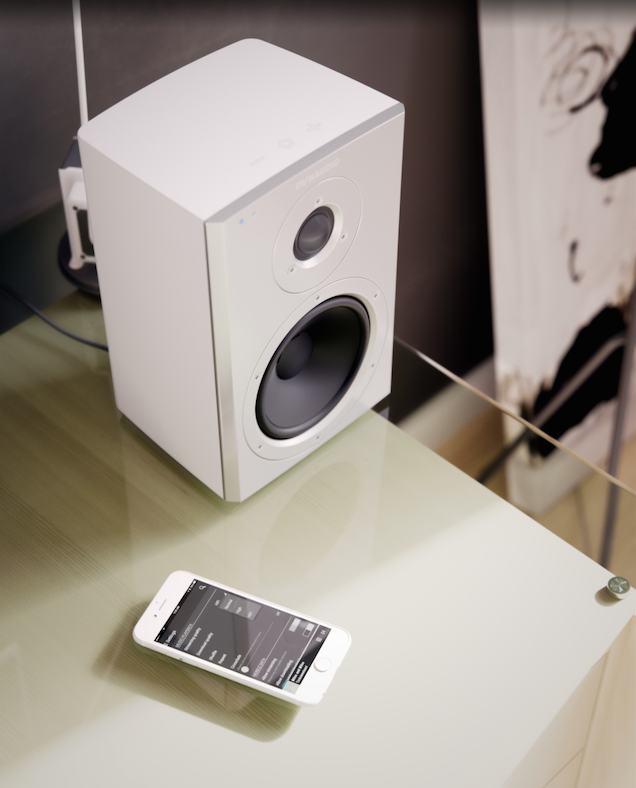New Wireless Speakers From Dynaudio