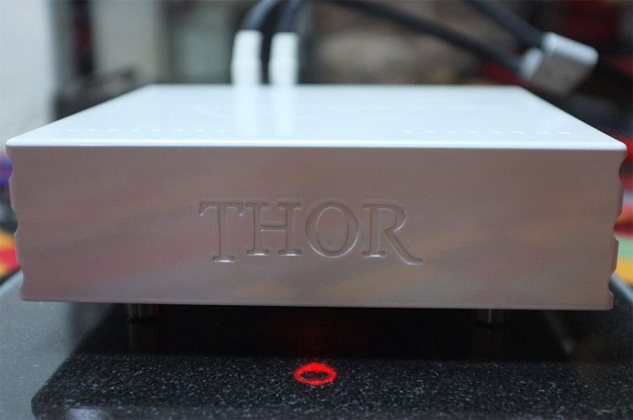 Review - Merrill Audio Thor Monobloc Power Amps