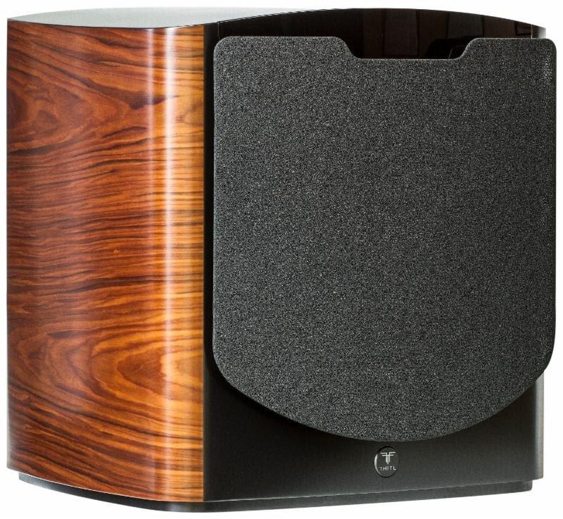 Thiel Audio SmartSub 1.12 At CES 2016