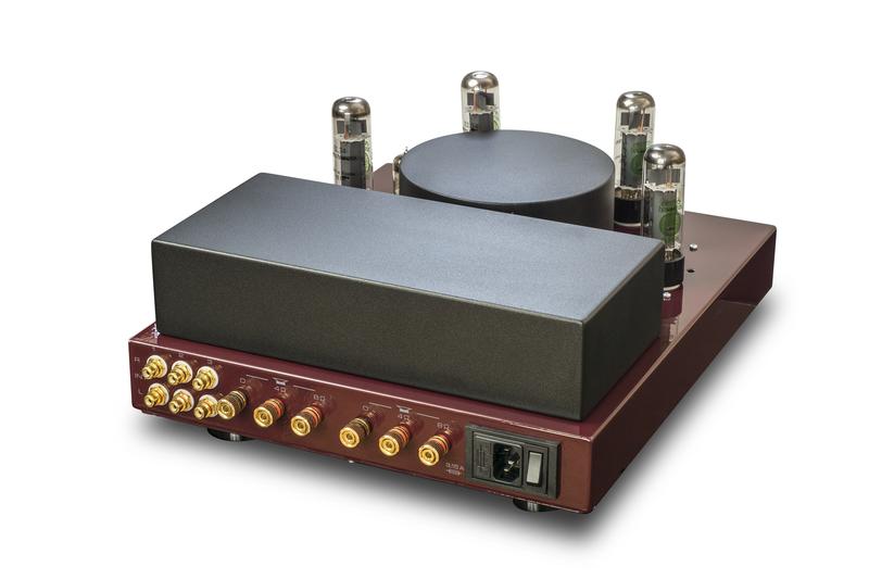 A Valve Amp Using Toroidal Speaker Output Transformers
