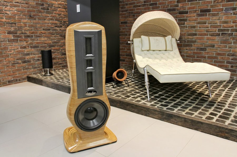 Review - Zeta Zero Venus Picolla Loudspeakers