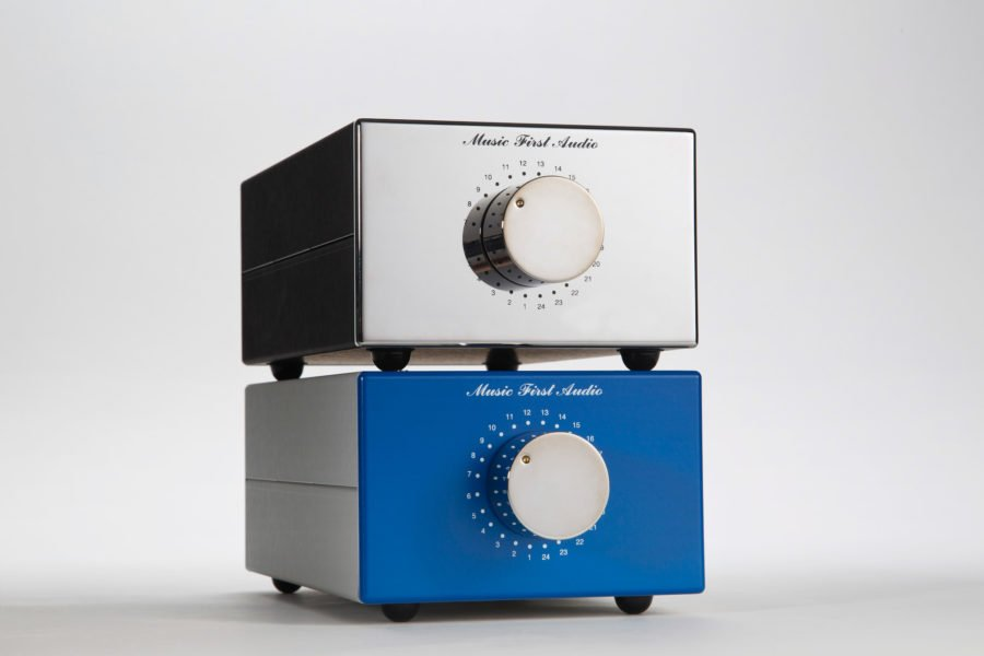 Music First Audio's Classic Pre New Colours