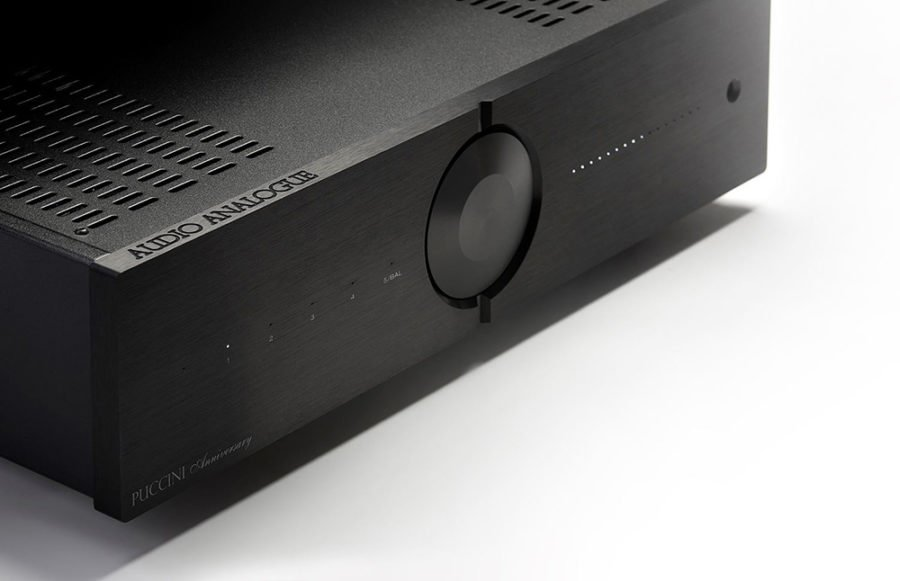 Audio Analogue Puccini Anniversary black