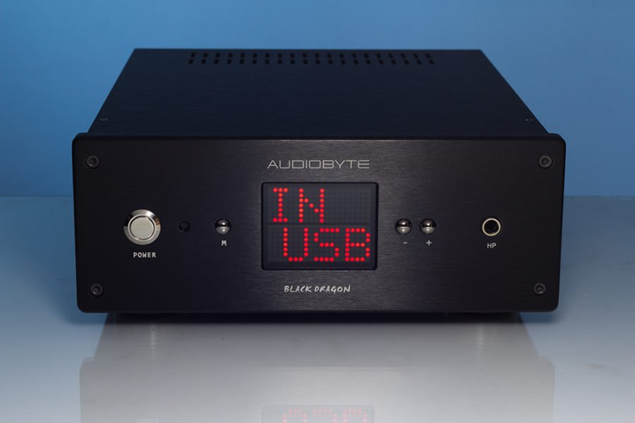 Audiobyte Black Dragon DAC Review
