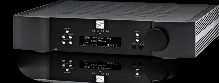 MOON's Nēo ACE  - Just Add Speakers