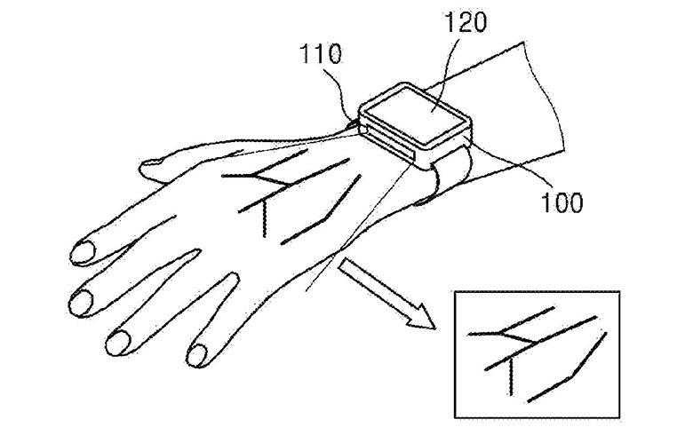 Samsung-smartwartch-biometrics-patent