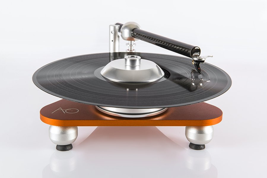 The Platterless Turntable