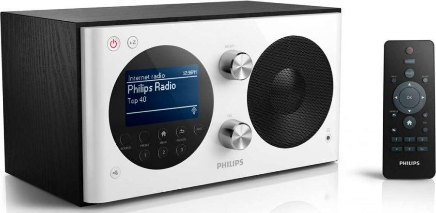 Philips-AE8000-DAB-radio-angle
