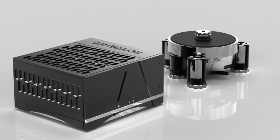 Munich High End Launch For New Avid Turntable