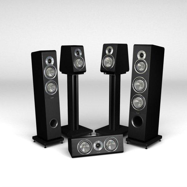 New Entry Level Principia Loudspeakers From Sonus Faber