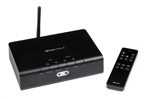 Arcam irDAC II now available at £495