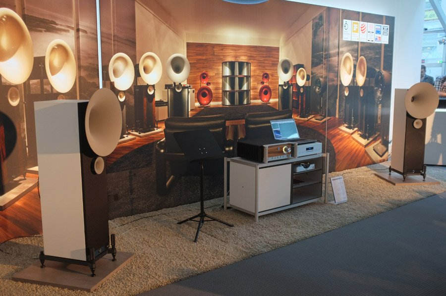 High End Munich Report - Avantgarde Acoustics At High End