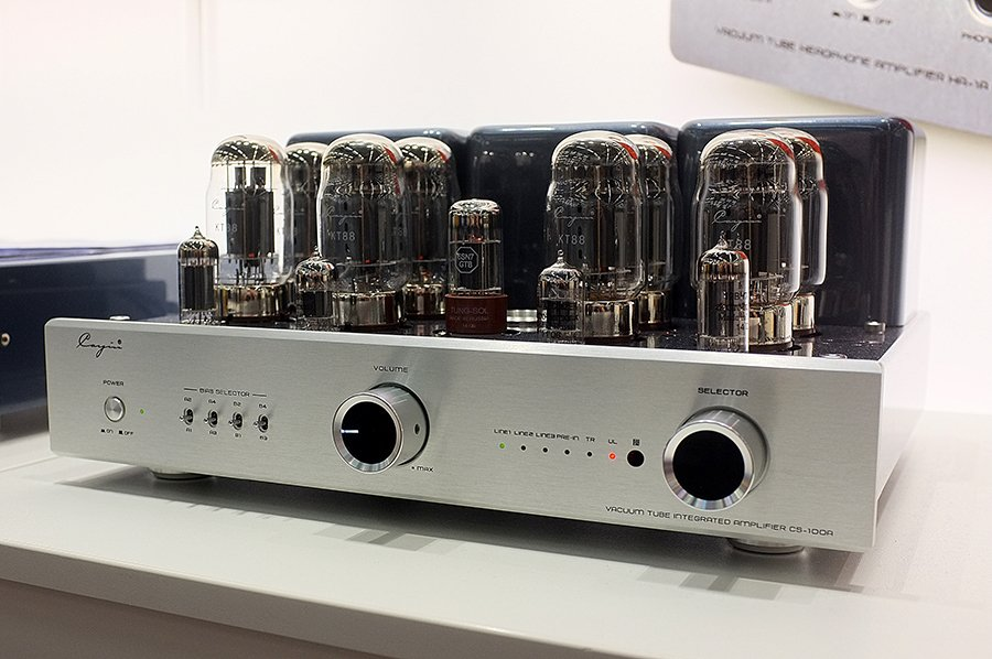 Tubes and Valves at High End 2016 | Hifi Pig
