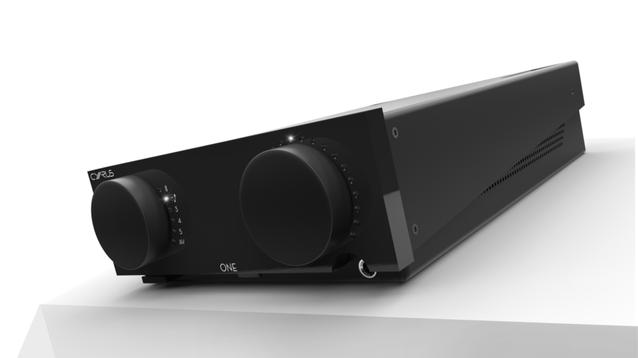 Cyrus Audio Has Launched the Cyrus ONE at Munich High End 2016