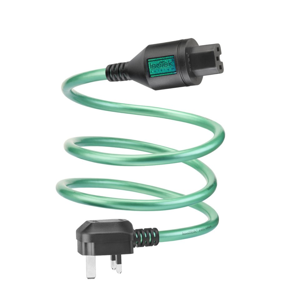 New Isotek Mains Leads