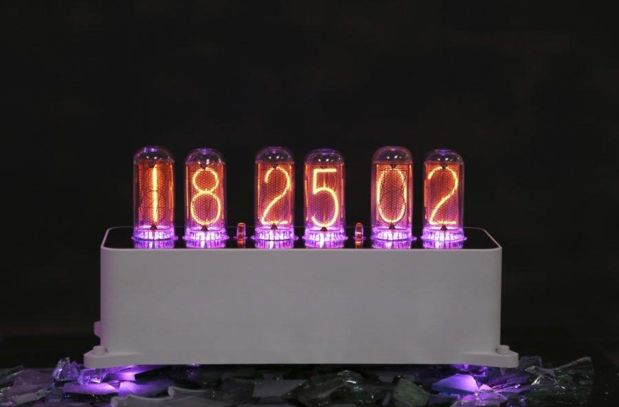 The Nixie Tube Clock