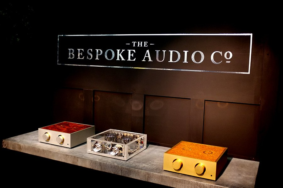 Bespoke Audio Event At KJ West One