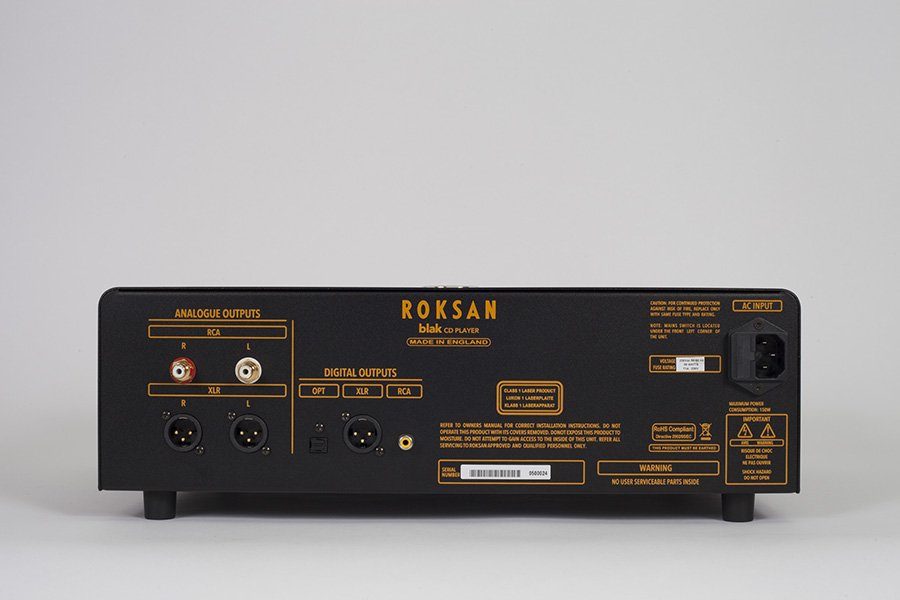 Roksan-blak-CD-Rear